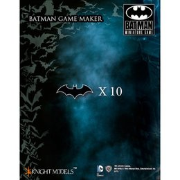 Batman Game Markers