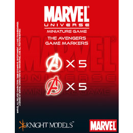 Avengers Markers