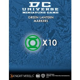 Green Lantern Markers
