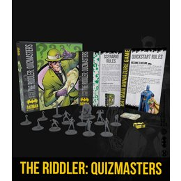 The Riddler - Quizmasters