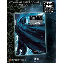 Batman Game Rulebook