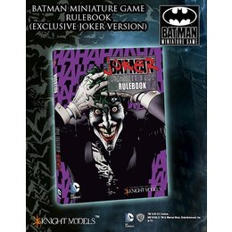 Batman Game Rulebook (Joker)