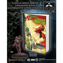 Flash and Arrow (Alternate Cover) Expansion w/Ltd Edition Black Flash
