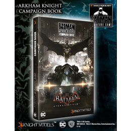 Arkham Knight Campaign Book