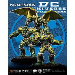 Parademon Invasion Force