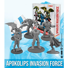 Apokolips Invasion Force