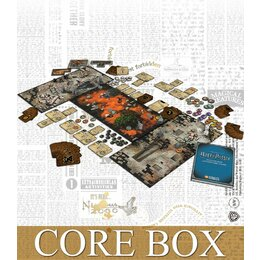 Harry Potter Miniatures Games Core Box Set (2nd Edition)