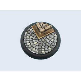 Cobblestone Round Lip 50mm