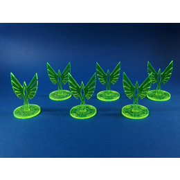 Objective Markers - Wings - New