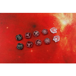 Space Fighter Markers Special Set
