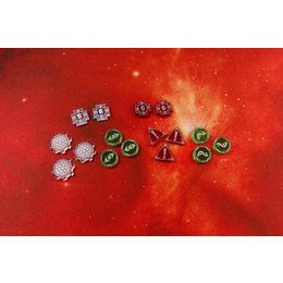 Space Fighter Markers Add-On Set