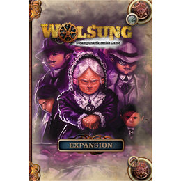 Wolsung Expansion Book