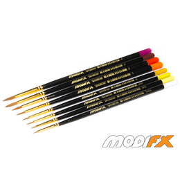 Modifx Round Kolinsky Brush Set