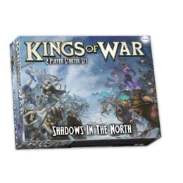 Kings of War - Shadows in The North 2 Player Starter Set