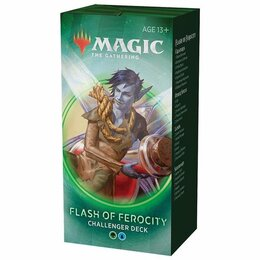 Challenger Deck 2020: Flash Of Ferocity