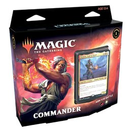 Commander Legends: Arm for Battle Commander Deck