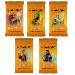 Magic: Guilds of Ravnica Booster Pack
