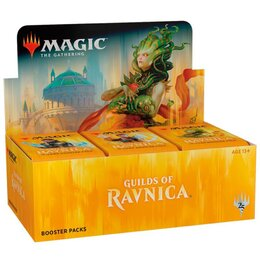 Magic: Guilds of Ravnica Booster Box