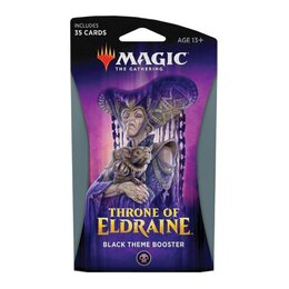 Throne of Eldraine Theme Booster (Swamp)