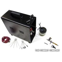 Talon Airbrush & TC910 Compressor Pack