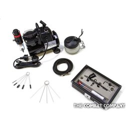 TGX Vision Airbrush & TC908 Compressor Pack