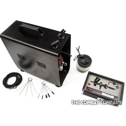 TGX Vision Airbrush & TC910 Compressor Pack