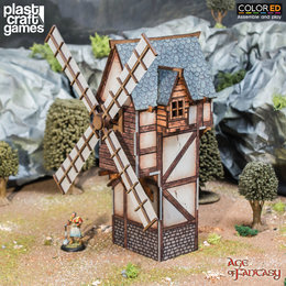 Old Man's Windmill