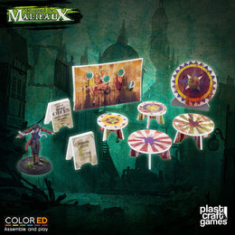 Circus Prop Set (ColorEd)