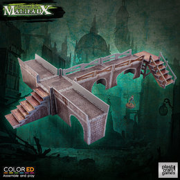 Sewers Walkway Set (ColorEd)