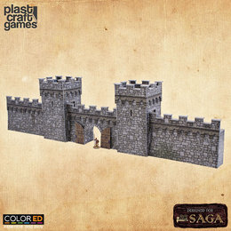 Defensive Wall (ColorEd)
