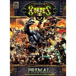 Primal MKII Softcover Book