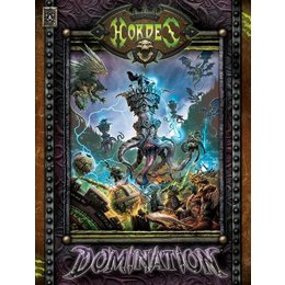 Domination Hardcover Book