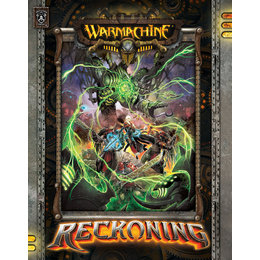 Reckoning Softcover Book