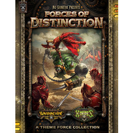 Forces of Distinction Book