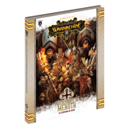 Forces of Protectorate of Menoth - Hardcover