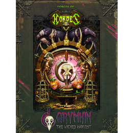 Forces of Grymkin - Hardcover