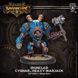 Cyclone / Defender / Ironclad Heavy Warjack