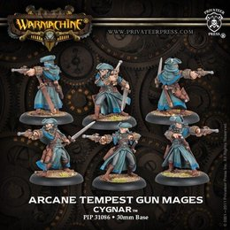 Arcane Tempest Gun Mages Unit
