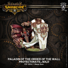 Paladin of the Order of the Wall