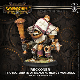 Castigator / Reckoner / Sanctifier Warjack