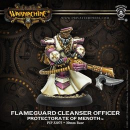 Flameguard Cleanser Officer Unit Attachment