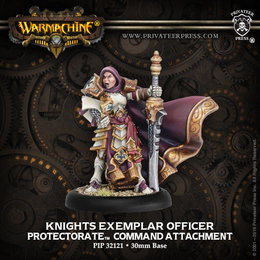 Knights Exemplar Officer