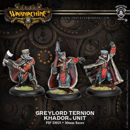 Greylord Ternion Unit