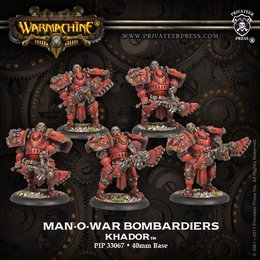 Man-O-War Bombardiers Unit