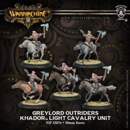 Greylord Outriders Unit