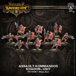 Assault Kommandos Unit