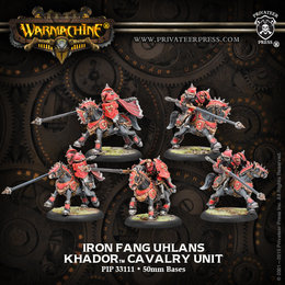 Iron Fang Uhlans Unit