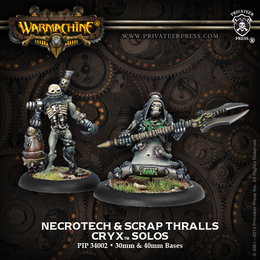 Necrotech and Scrap Thrall