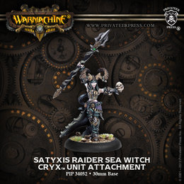 Satyxis Sea Witch Unit Attachment
