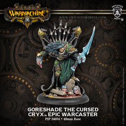 Goreshade the Cursed